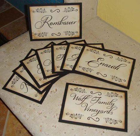 Best Wine Club Wedding Gift : wedding wedding table names lauren s wedding themed wedding wedding ...