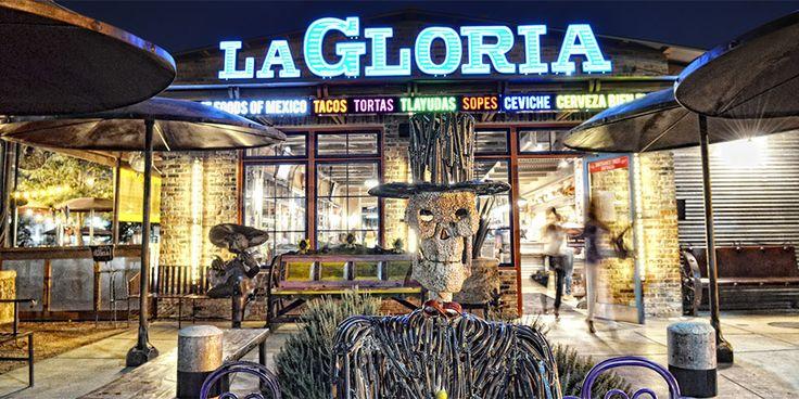 La Gloria - Street foods of Mexico San Antonio, Texas One word...AWESOME