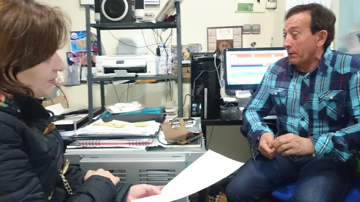 Entrevista exclusiva a Domingo López, director del Periódico deportivo Domingolm, periodico deportivo de mostoles, domingolm periodico deportivo de la zona sur