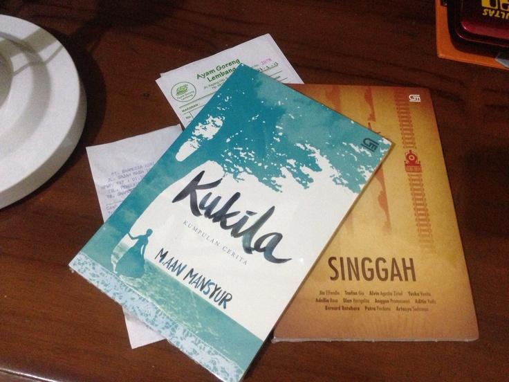 Indonesian novel. Kukila and Singgah.