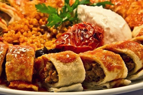 Nefis Beyti Kebabı Tarifi...