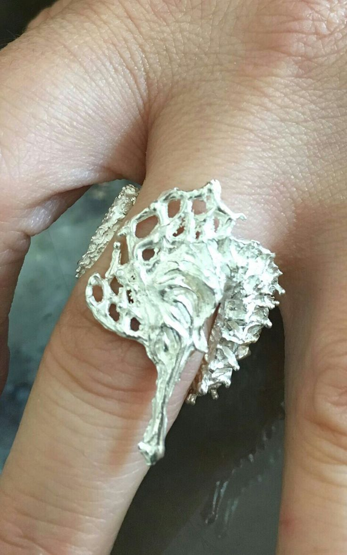 Anello in argento 925/°°