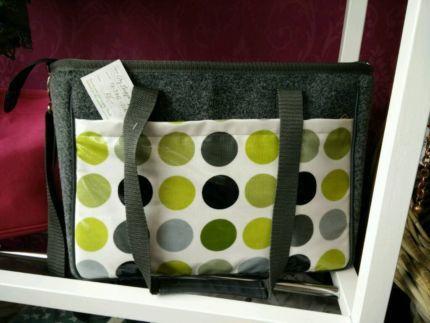 SALE FLIO Bremen Shopper kiwi spot lmitiert Kunstrasen Tasche in Niedersachsen - Hermannsburg | eBay Kleinanzeigen