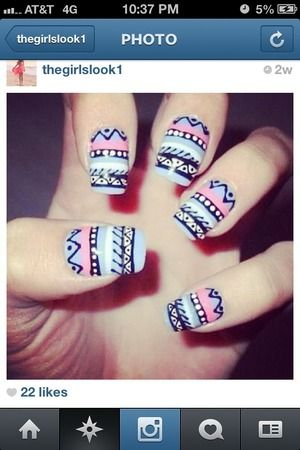 Triable nails
