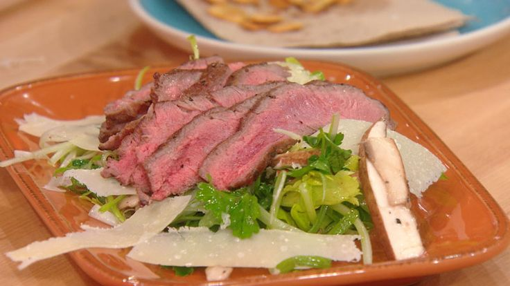 Saw this on Rachael Ray's show and it looked so delicious! Can't wait to try it!