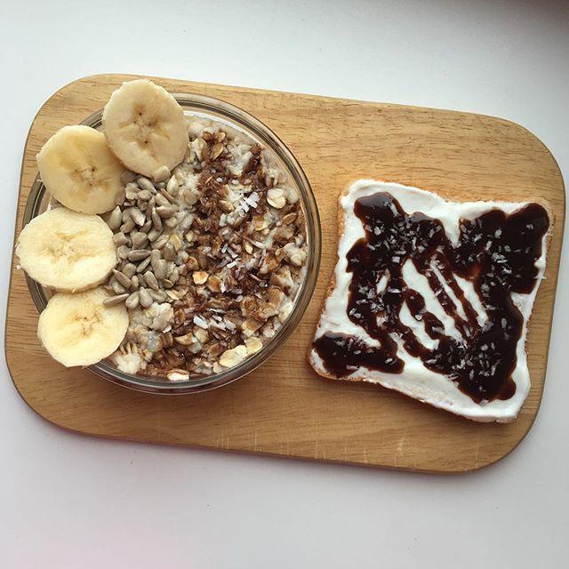 Мне кажется осень явно что-то попутала . Почему так холодно ?!😱 Позавтракала я давно , только вот добралась до Инстаграма ) Надеюсь у всех хороший настрой , ведь уже почти пятница 😍😘 #anorexia #recovery #breakfast #фудпорн #foodporn #мояеда #фотоеды #мирдолжензнатьчтояем #инстаеда #емчтохочу #fooddairy #instafood #едаялюблютебя #дневникпитания #fooddairy #oatmeal #oatmealporn #сладости #завтрак #myfood #foodstagram #foodlover #foodpics #овсянка #анорексия Yummery - best recipes. Follow…