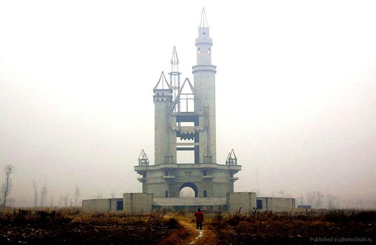 LUGARES ESQUECIDOS: Parques de diversões abandonados