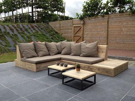 Trendy Garden Furniture Sofa Decks Ideas Garten Couch Garten Lounge Outdoor Lounge Mobel