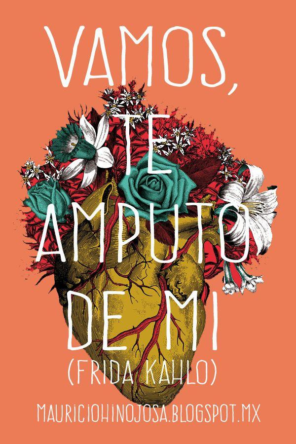 Fragmento de carta enviada por Frida Kahlo a Diego Rivera