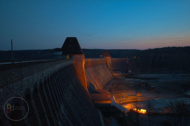 Möhne Reservoir - möhnesee