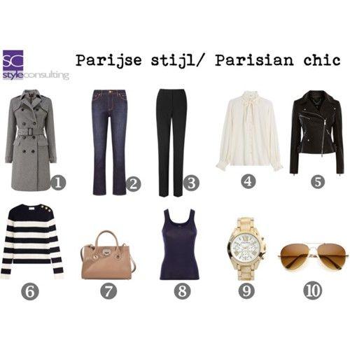 Parijse stijl must haves