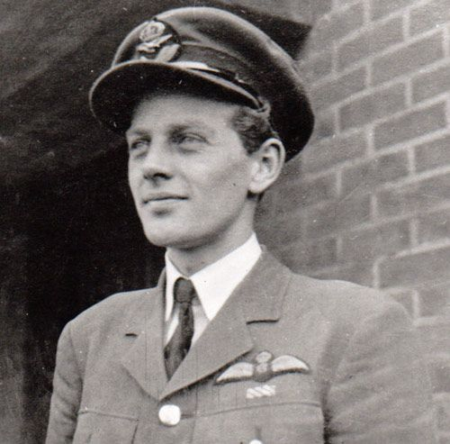 """Operating from RAF Catterick on the afternoon of 25 October 1940, F/O Edward FJ """"Jack"""" Charles of No 54 Squadron RAF survived unscathed after bailing out of Spitfire Mk I KL-D 2m southwest of the airfield when the engine malfunctioned during formation flying practice. The resultant clouds of black smoke gave the 21-year-old RCAF pilot the mistaken impression that the aircraft was on fire."""