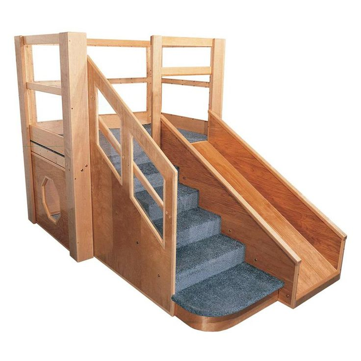 this site has cute wooden structures we can use for the base of an indoor treehouse