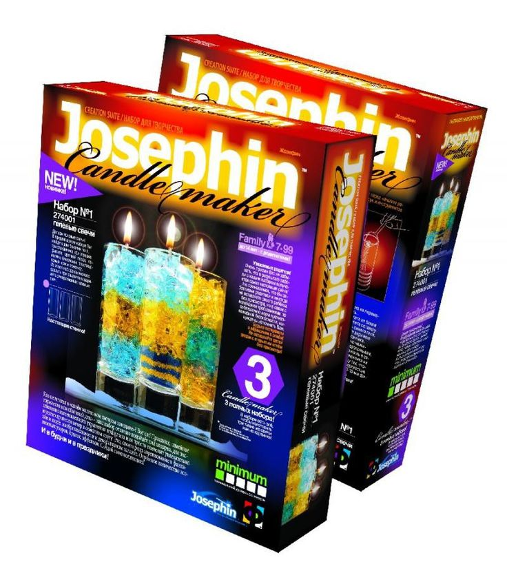 Set creator de lumânări Fantazer
