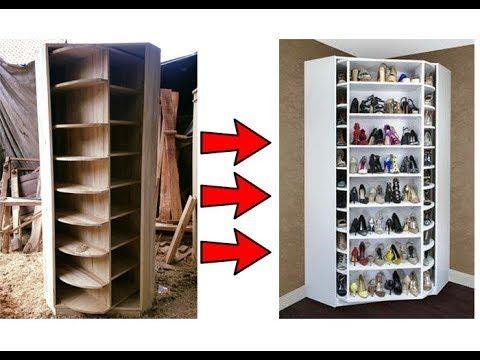 Furniture Rak Lemari Keren Tempat Menyimpan Sepatu Tas Bisa