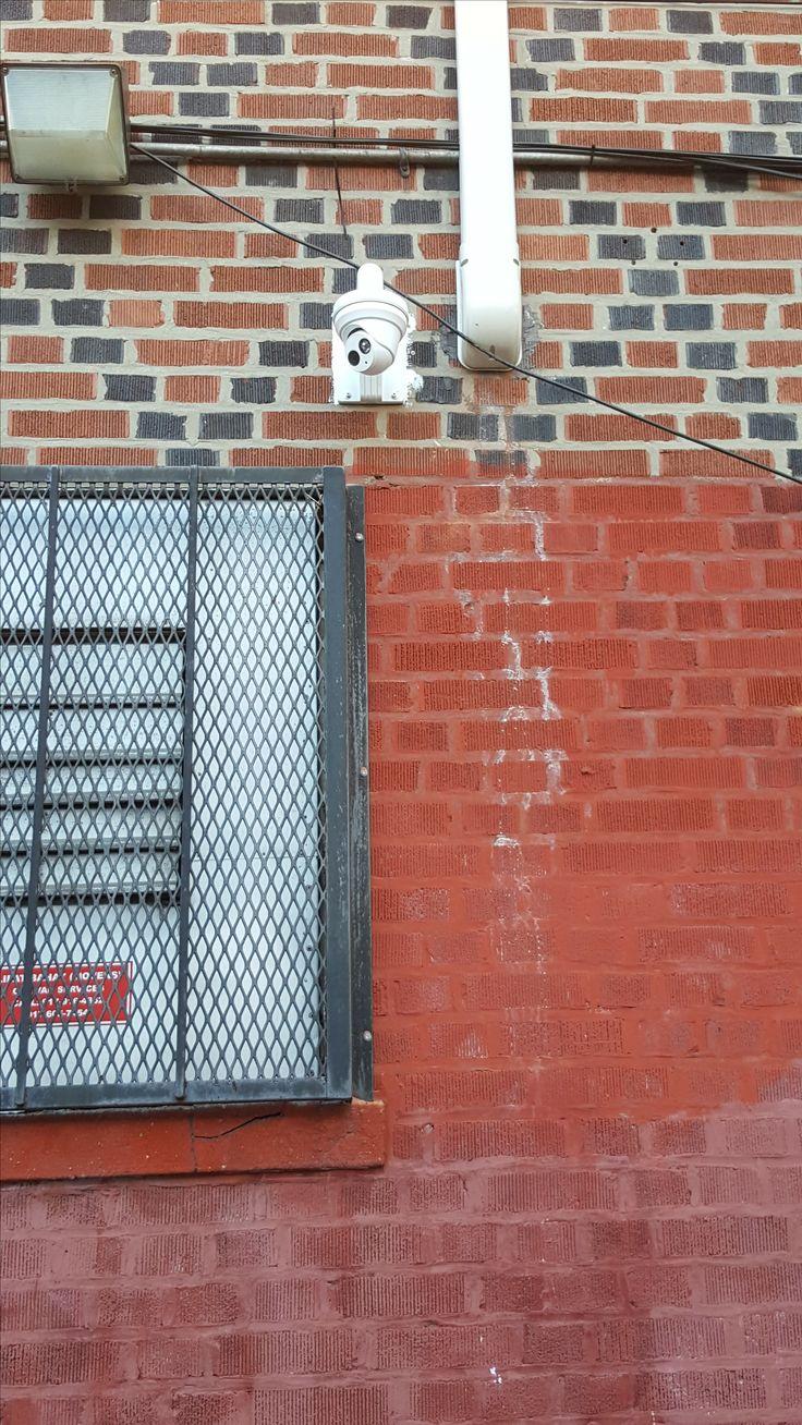 Supermarket  HD  security camera system installation