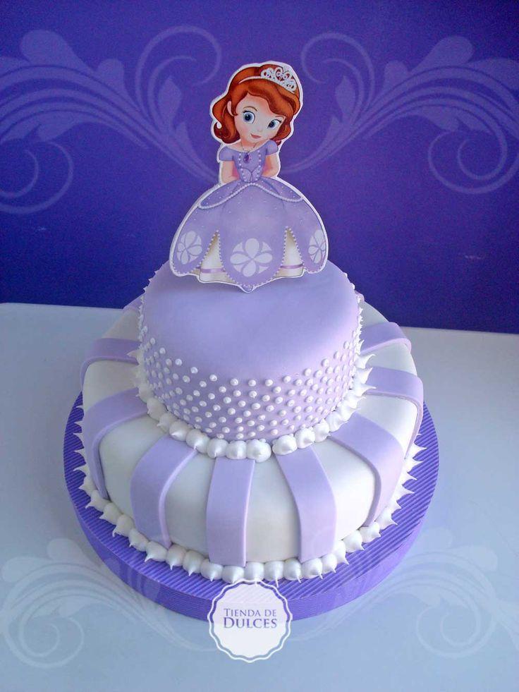 Pastel princesita sofia sofia pinterest pastel - Foto princesa sofia ...