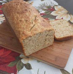 Receita de Pão integral no liquidificador saboroso