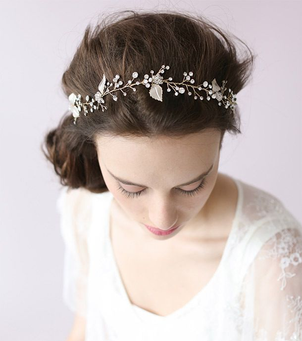 8 Stunning Wedding Headpieces to Make Your Big Day Even More Memorable…