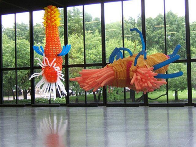 JasonHackenwerth - latex-balloon-sculptures
