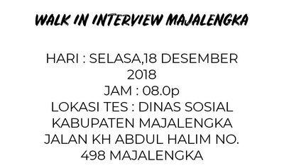 Walk In Interview Bank BTPN Syariah Majalengka Kuning
