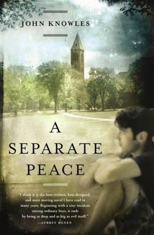 separate peace john knowles essays By: john knowles  a+ student essay  in a separate peace, the adult gene  forrester examines his final years at the devon school, particularly his complex.