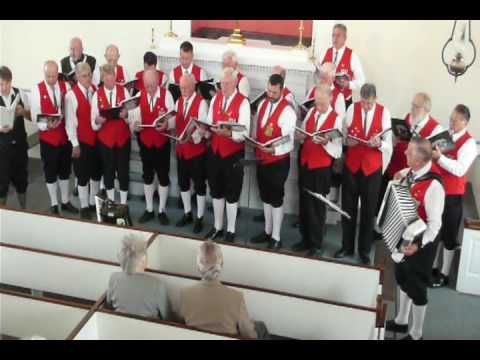 The Hobby Chor Middletown PA Saint Peter's Kierch Performance 2.mpg