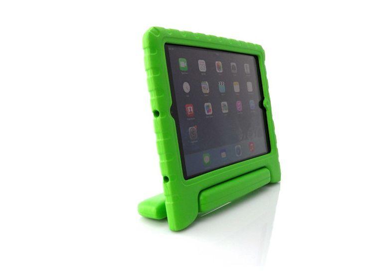 Kinder iPad Air hoes Kids cover Groen