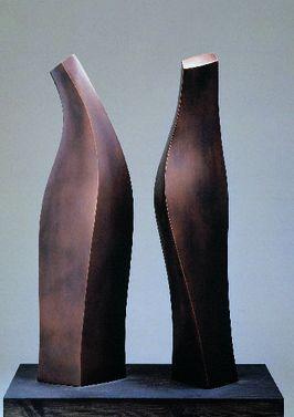 Conversing Couple, bronzo, Cynthia Sah http://musapietrasanta.it/content.php?menu=artisti