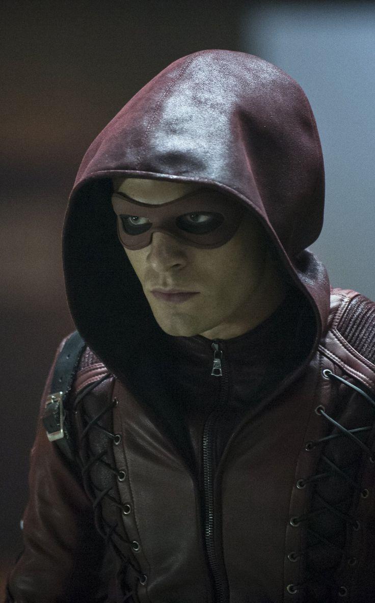 Colton Haynes as Arsenal in Arrow 3x01 - The Calm