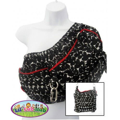 how to carry diaper bag with baby carrier