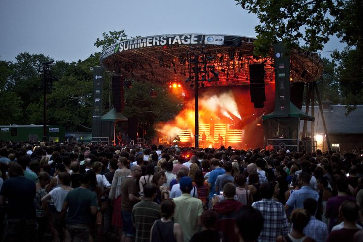 Update Your Calendar With These FREE Concerts For 2016 In The Five Boroughs. -TimeOutNewYork