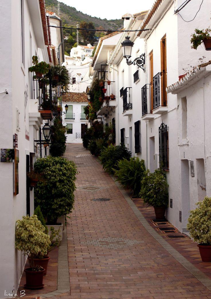 Benalmadena Pueblo, Andalucia Spain.  Picture taken by me.