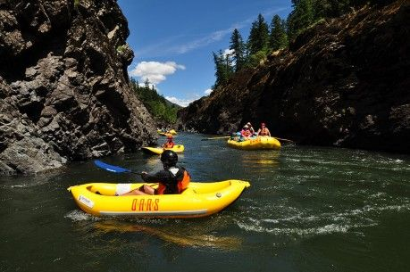 Rogue River Rafting |Rogue River Trips | Oregon Family Rafting| OARS