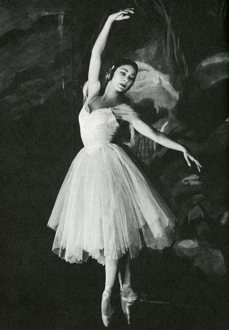 Dame Margot Fonteyn in Giselle