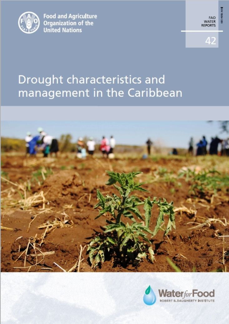 Drought characteristics and management in the Caribbean (EBOOK) FULLTEXT: http://caribbean.eclac.org/content/drought-characteristics-and-management-caribbean