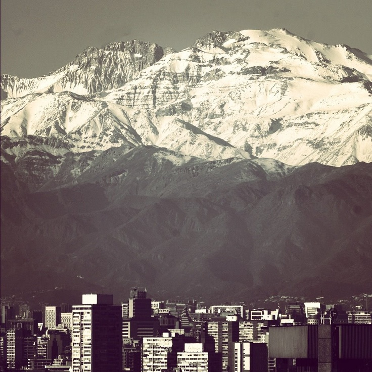 Beautiful. Santiago de Chile. By Caroline Sohie