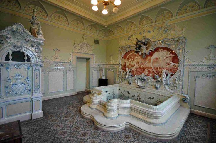 Sosnowiec - Pałac Dietla