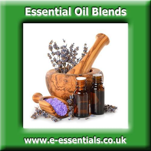 Stress Relief Essential Oil Blend 100 essential oil blends to be used in an oil burner or mixing 3 in a base for body application Blended with you in
