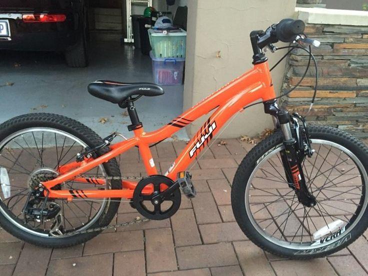Kids Fuji bike for sale - few months old
