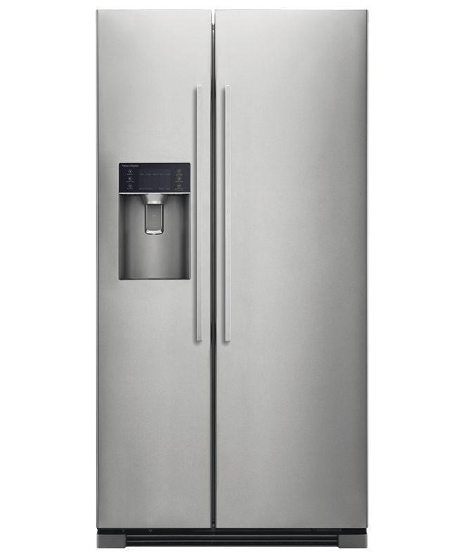 RX611DUX1 - Side by Side Fridge - 900mm Ice & Water 610L - 24328 $3000 F&P