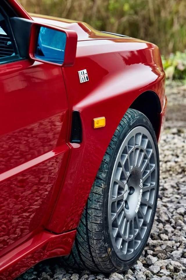 Lancia Delta HF Integrale EVO particular