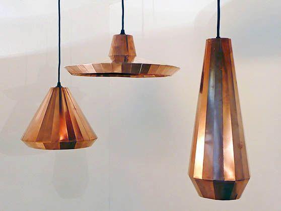 Oltre 25 fantastiche idee su lampade in rame su pinterest for Design vintage milano
