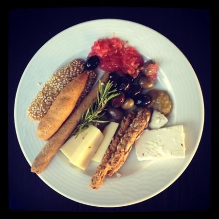 Start your day with a traditional Cretan breakfast!  Photo by AnaMariaCristina