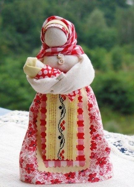 Мастер-класс по русской народной тряпичной кукле - Ярмарка Мастеров - ручная работа, handmade