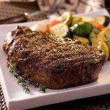 Premium Angus Beef - 4 (10oz) Ribeye - Chicago Steak Company - PSC153 4 10OZ - http://tonysfood.net/premium-angus-beef-4-10oz-ribeye-chicago-steak-company-psc153-4-10oz/