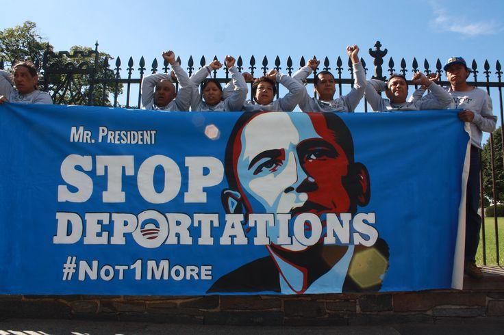 """""""Debemos arriesgar para ser escuchados y poner un alto a las deportaciones"""" en http://www.vox.com.mx/2013/09/debemos-arriesgar-para-ser-escuchados-y-poner-un-alto-a-las-deportaciones/"""