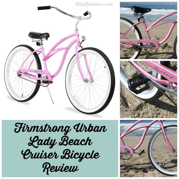 Firmstrong Urban Lady Beach Cruiser Bicycle Review  Too good to be true?