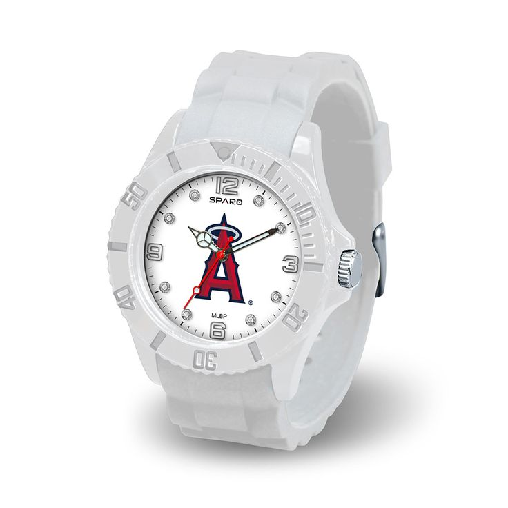 Los Angeles Angels MLB Cloud Series Women's Watch