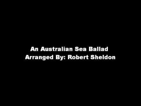"Australian Sea Ballad. Based on folk song ""Catalpa"""